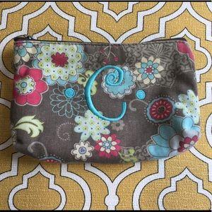 Thirty-one small makeup bag